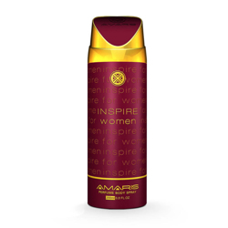 Amaris Inspire de Amaris Perfume Body Spray - 200ml