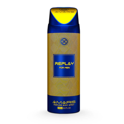 Amaris Replay Perfume Body Spray - 200ml