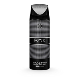 Amaris Romeo Perfume Body Spray - 200ml