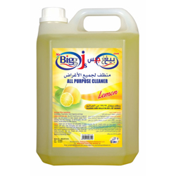 Mr. Bigg J''''s All Purpose Cleaner Lemon - 5L
