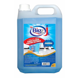 Mr. Bigg J''''s Floor Cleaner Jasmine - 5L