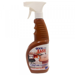Quick and Easy Furniture Cleaner - 650ml