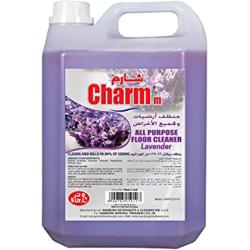 Charmm Floor Cleaner Lavender - 5L