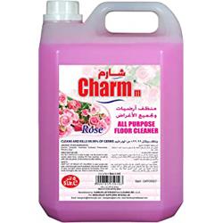 Charmm Floor Cleaner Rose - 5L