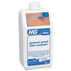 HG Cement Grout Film Remover - 1L