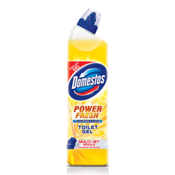 Domestos Power Fresh Toilet Gel Citrus - 700ml