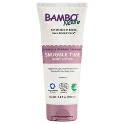 Bambo Nature Organic Baby Body Lotion - 100ml
