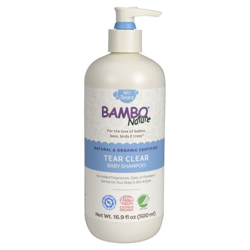 Bambo Nature - Organic Tear Clear Baby Shampoo - 500ml