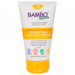 Bambo Nature - Organic Sun lotion - 150ml