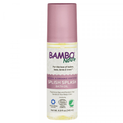 Bambo Nature - Organic Baby Oil - 145ml