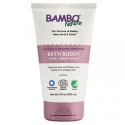 Bambo Nature - Organic Bath Buddy Hair + Body Wash - 150ml