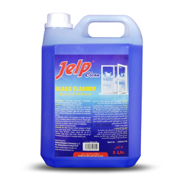 Jelp Clean Glass Cleaner Blue - 5L