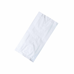Hotpack Flat Bottom White Paper Bags No-0 (4kg)