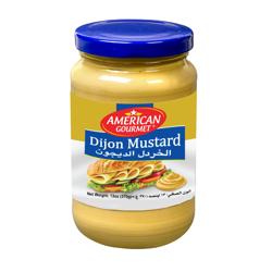 American Gourmet Dijon Mustard - 370g