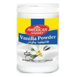 American Gourmet Vanilla Powder - 100g