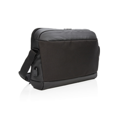 XD Xclusive Madrid Messenger Bag - Black