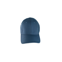 Santhome Nufit Caps - Navy With White