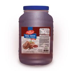 American Gourmet BBQ Sauce 1 gallon