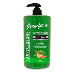 Jennifer's Hand Wash 500ml - Herbal