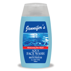 Jennifer's Face Wash Aqua - 100ml