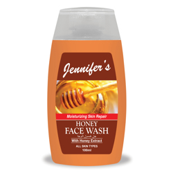 Jennifer's Face Wash Honey - 100ml