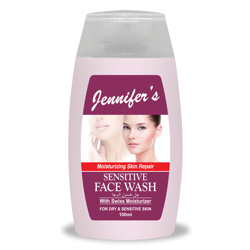 Jennifer's Face Wash Sensitive - 100ml