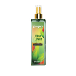 Jennifer's Fragrance Mist Beach Flower - 250ml