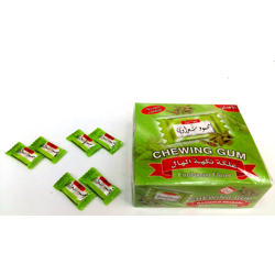 Mahmoud Sharawi Chewing Gum Cardamom Flavor - 2.1gm (Pack Of 100)