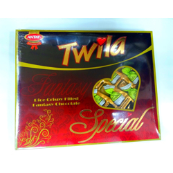 Twila Fantasy Cream & Rice Crispy Filled Fantasy Chocolate - 250gm