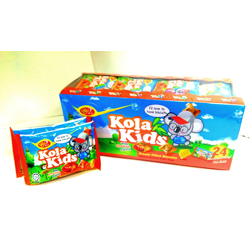 Win2 Kola Kids With Cheese Filling - 16gm (Pack Of 24)