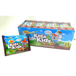 Win2 Kola Kids With Chocolate Filling - 16gm (Pack Of 24)