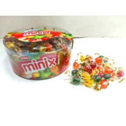 Torku Minix Mini Candy Fruit Flavored Candy - 250gm
