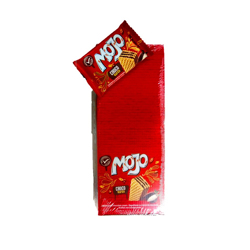 Mojo Wafer With Choco Cream 70% - 30gm (Pack Of 24)