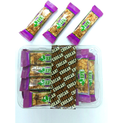EFE Sesame & Peanut Krokant/Croccante - 20gm (Pack Of 30)