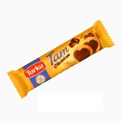 Torku Tam Chocolate Oat Heart Biscuit - 83gm