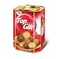 Ori Top Gift Assorted Biscuits - 650gm
