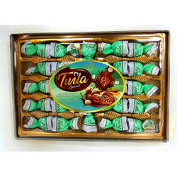 Twila Special Rice Crispy Cream Filled Chocolate In Square Crysta - 330gm