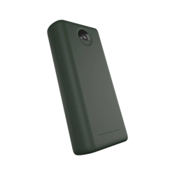 Powerology 30000mAh High-Capacity Power Bank - Green