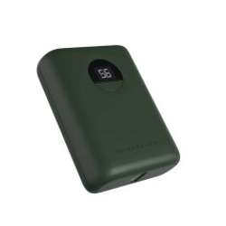 Powerology 10000mAh Ultra-Compact Power Bank - Green