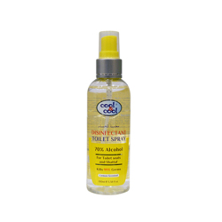Cool & Cool Toilet Disinfectant Spray-100ml
