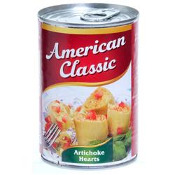 American Classic Artichoke Hearts-400gm