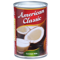 American Classic Coconut Milk-400ml