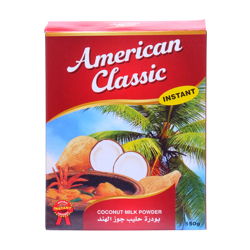 American Classic Coconut Milk Powder-150gm