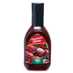 American Classic Barbecue Sauce-18oz