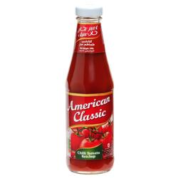 American Classic Chilli Sauce (UAE)-340gm