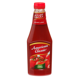American Classic Tomato Ketchup-500gm