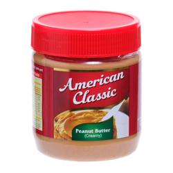 American Classic Peanut Butter Creamy-340gm