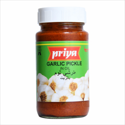 Priya Garlic Pickle In Oil-300gm