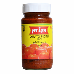 Priya Tomato Pickle In Oil-300gm