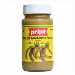 Priya Green Tamarind Pickle In Oil-300gm